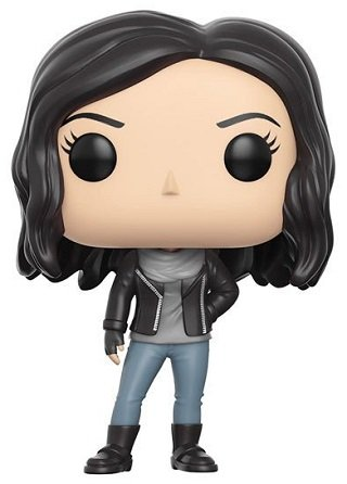 Bonecos Funko Pop Brasil - Marvel - Jessica Jones