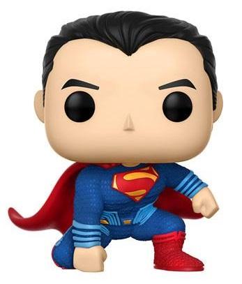 Bonecos Funko Pop Brasil - DC Comics - Justice League - Superman