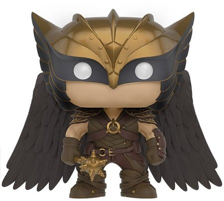 Bonecos Funko Pop Brasil - Legends of Tomorrow - Hawkman