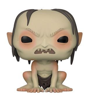 Bonecos Funko Pop Brasil - The Lord of the Rings - Gollum