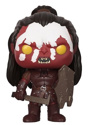 Bonecos Funko Pop Brasil - The Lord of the Rings - Lurtz