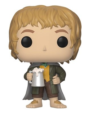 Bonecos Funko Pop Brasil - The Lord of the Rings - Merry Brandybuck