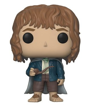 Bonecos Funko Pop Brasil - The Lord of the Rings - Pippin Took