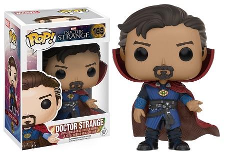 Bonecos Funko Pop Brasil - Marvel - Doctor Strange Movie
