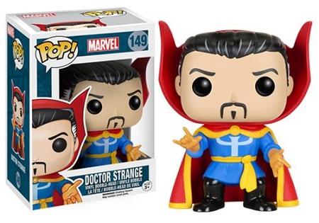 Bonecos Funko Pop Brasil - Marvel - Doctor Strange