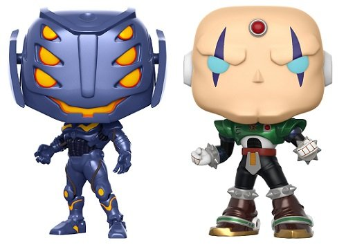 Bonecos Funko Pop Brasil - Marvel vs Capcom - Ultron vs Sigma