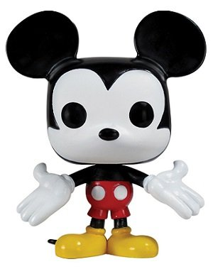 Bonecos Funko Pop Brasil - Disney - Mickey Mouse