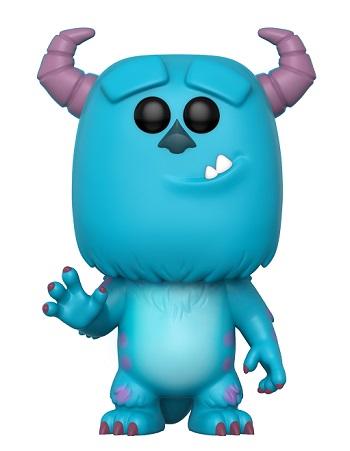 Bonecos Funko Pop Brasil - Disney - Monsters - Sulley