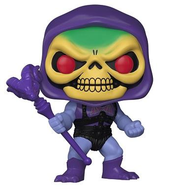 Bonecos Funko Pop Brasil - Masters of the Universe - Skeletor