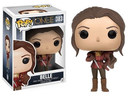 Bonecos Funko Pop Brasil - Once Upon A Time - Belle