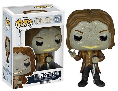 Bonecos Funko Pop Brasil - Once Upon a Time - Rumpelstiltskin