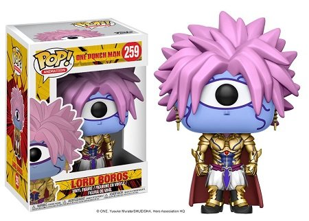 Bonecos Funko Pop Brasil - One Punch Man - Lord Boros