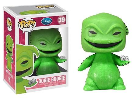 Bonecos Funko Pop Brasil - Disney - Nightmare Before Christmas - Oogie Boogie