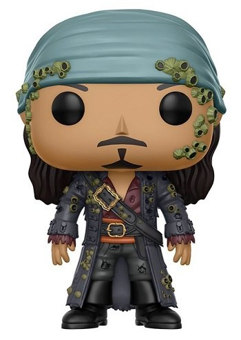 Bonecos Funko Pop Brasil - Disney - Piratas do Caribe - Ghost Will Turner
