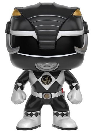 Bonecos Funko Pop Brasil - Power Rangers - Black Ranger