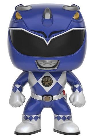 Bonecos Funko Pop Brasil - Power Rangers - Blue Ranger