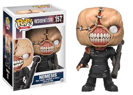 Bonecos Funko Pop Brasil - Resident Evil - Nemesis