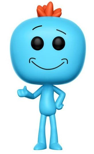 Bonecos Funko Pop Brasil - Rick and Morty - Mr. Meeseeks