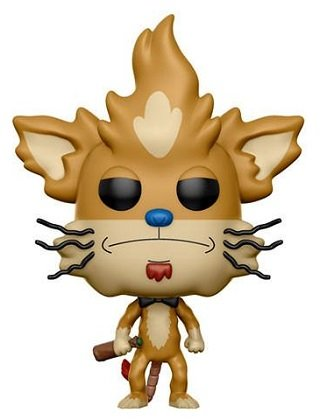 Bonecos Funko Pop Brasil - Rick and Morty - Squanchy