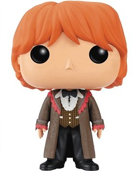 Bonecos Funko Pop Brasil - Harry Potter - Ron Weasley Yule Ball