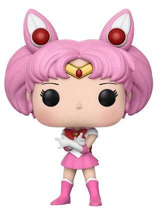 Bonecos Funko Pop Brasil - Sailor Moon - Chibi Moon