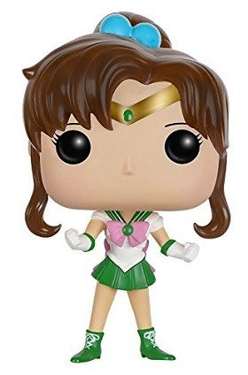 Bonecos Funko Pop Brasil - Sailor Moon - Jupiter