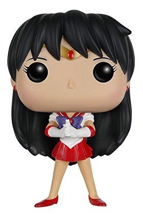 Bonecos Funko Pop Brasil - Sailor Moon - Mars