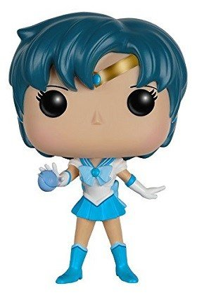 Bonecos Funko Pop Brasil - Sailor Moon - Mercury