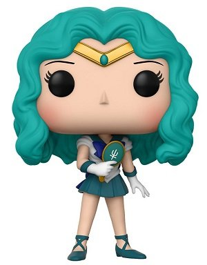 Bonecos Funko Pop Brasil - Sailor Moon - Neptune