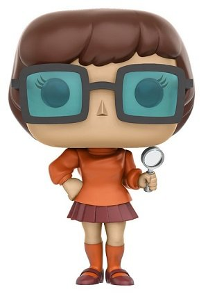 Bonecos Funko Pop Brasil - Scooby Doo - Velma