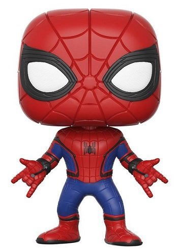 Bonecos Funko Pop Brasil - Marvel - Spider-Man Homecoming - Spider-Man