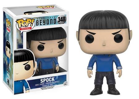 Bonecos Funko Pop Brasil - Star Trek Beyond - Spock