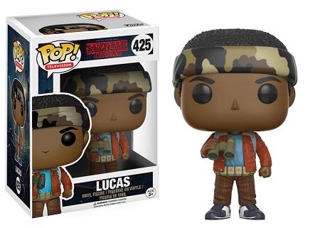 Bonecos Funko Pop Brasil - Stranger Things - Lucas