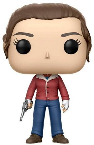 Bonecos Funko Pop Brasil - Stranger Things - Nancy with Gun