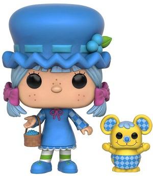 Bonecos Funko Pop Brasil - Strawberry Shortcake - Blueberry Muffin and Cheesecake