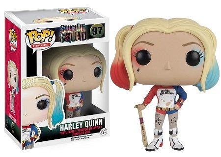 Bonecos Funko Pop Brasil - DC Comics - Suicide Squad - Harley Quinn