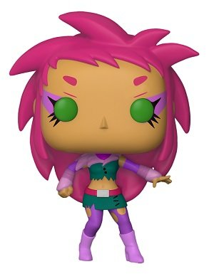 Bonecos Funko Pop Brasil - Teen Titans Go! - Night Begins To Shine - Starfire