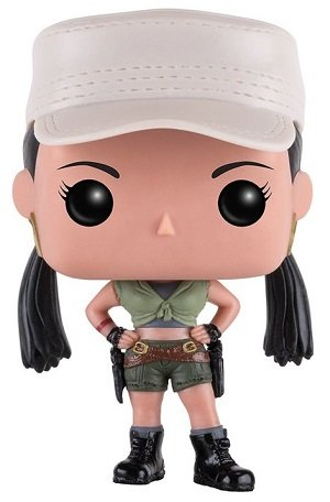 Bonecos Funko Pop Brasil - The Walking Dead - Rosita
