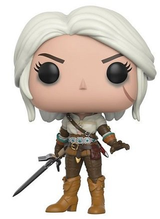 Bonecos Funko Pop Brasil - The Witcher - Ciri