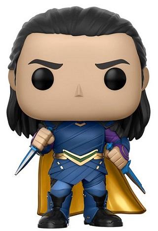 Bonecos Funko Pop Brasil - Marvel - Thor Ragnarok - Loki