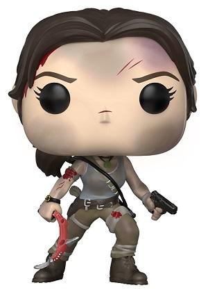 Bonecos Funko Pop Brasil - Tomb Raider - Lara Croft 333