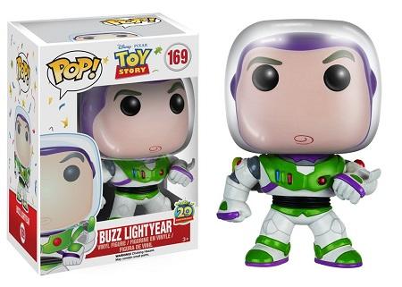 Bonecos Funko Pop Brasil - Disney - Toy Story - Buzz Lightyear