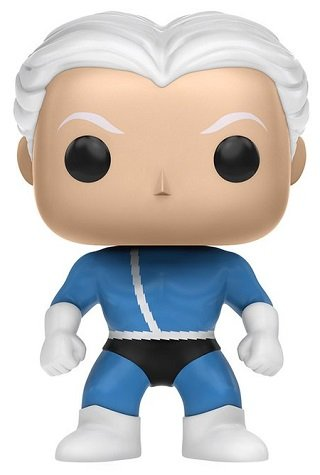 Bonecos Funko Pop Brasil - Marvel - X-Men - Quicksilver