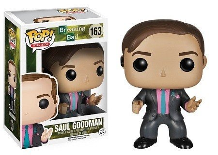 Bonecos Funko Pop Brasil - Breaking Bad - Saul Goodman