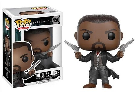 Bonecos Funko Pop Brasil - The Dark Tower - The Gunslinger