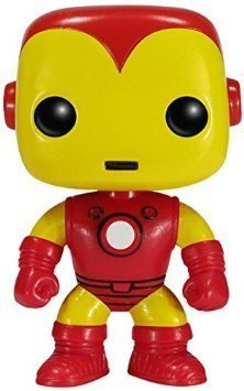Funko Pop! Marvel - Iron Man