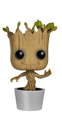Bonecos Funko Pop Brasil - Marvel - Guardians of the Galaxy - Dancing Groot