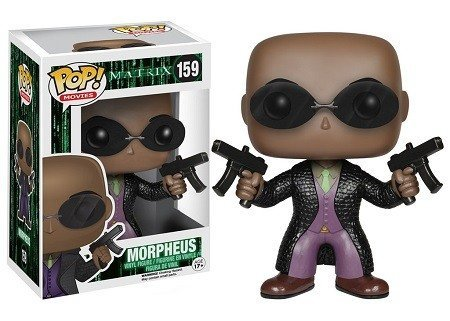 Funko Pop! Matrix - Morpheus
