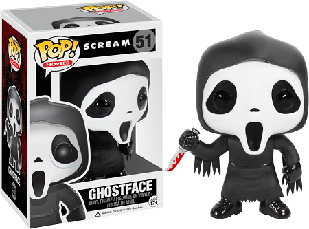Funko Pop! Scream - Ghostface