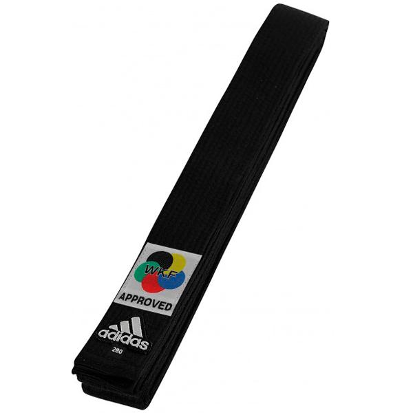Faixa Preta Adidas Elite Karate WKF